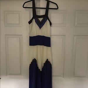 Milly Cobalt maxi dress. New. Sz. 6.